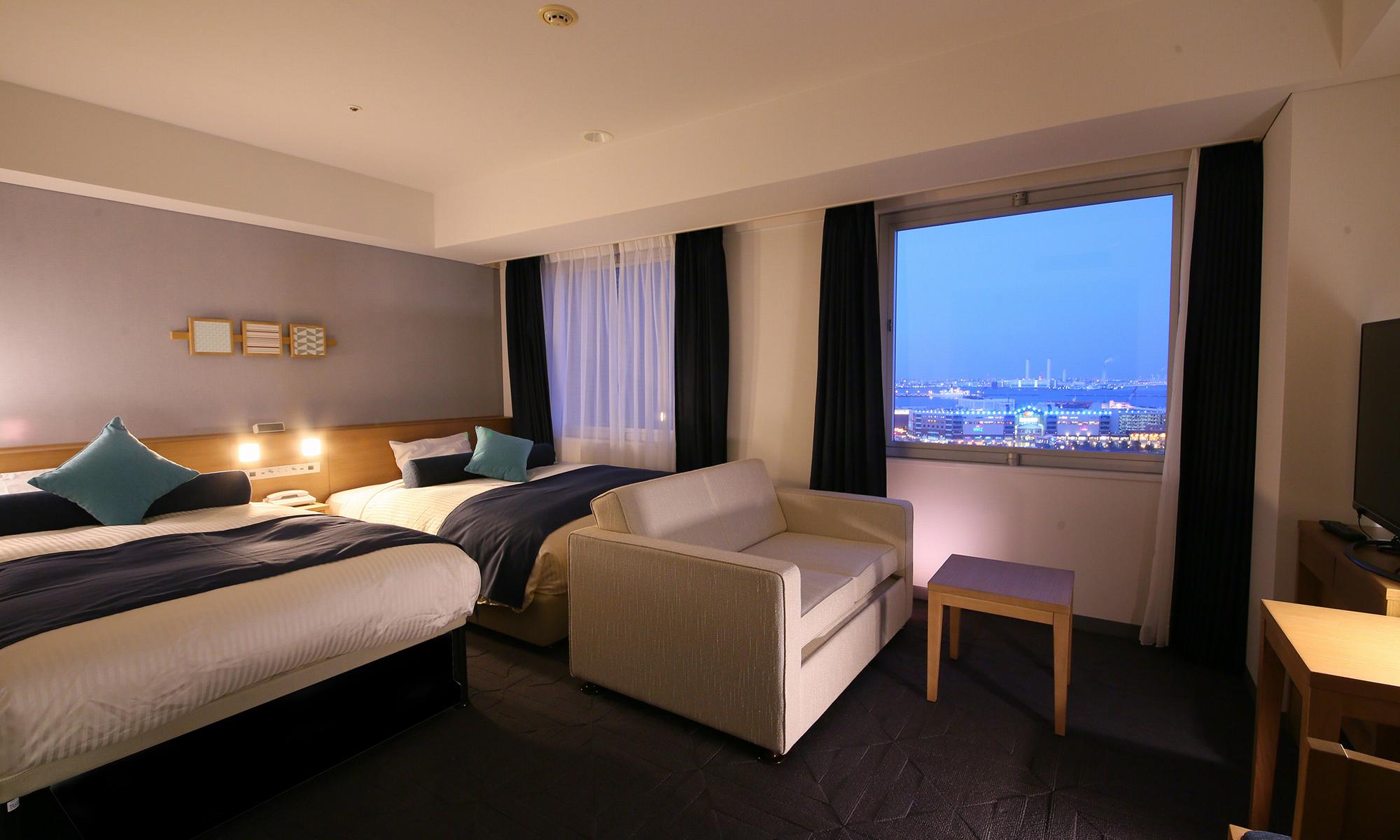 Guest Rooms Washington Hotel Sakuragicho
